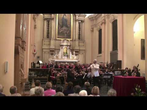 Mozart | Concerto pour flute et orchestre  K 313 | Marc Grauwels & I Virtuosi de Waterloo