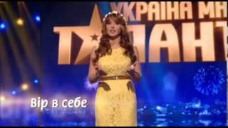 Оксана Марченко. Весенняя промо-кампания СТБ 2