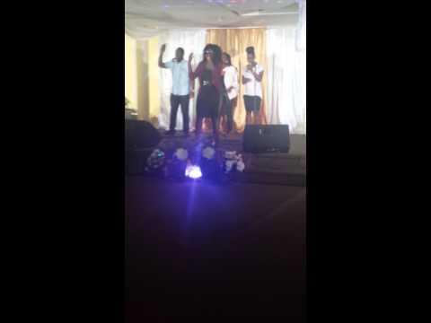 JENNIFER @ EXPRESSION OF WORSHIP