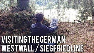 Siegfried Line Bunkers - Battle of the Bulge