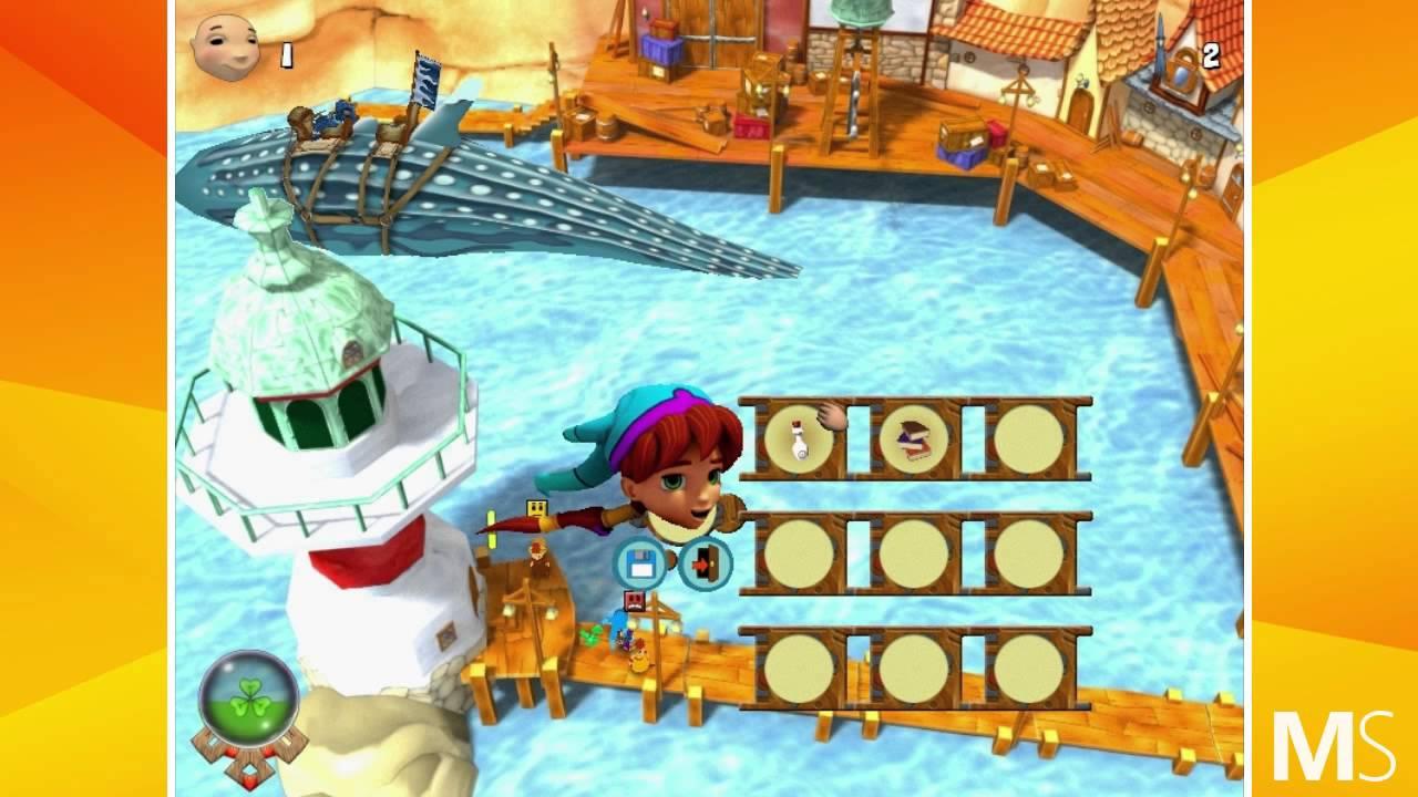 jek och piraterna spel