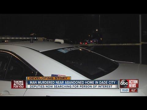 Dade City homicide