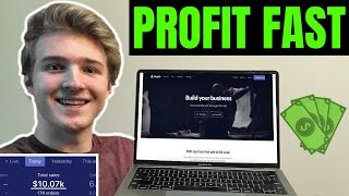 How To START Shopify As A COMPLETE Beginner (Easy Strategy)