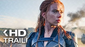 BLACK WIDOW Trailer German Deutsch (2020)