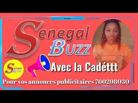 La Cadéttt Sur Sénégal Buzz Tv