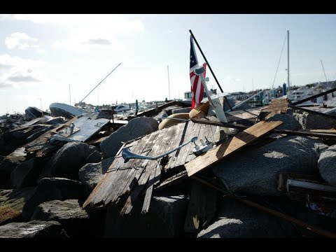 Hurricane Irma, Key West [Live Storm Footage included]
