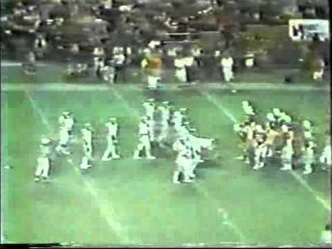 Oklahoma vs. Nebraska - 1979 Orange Bowl