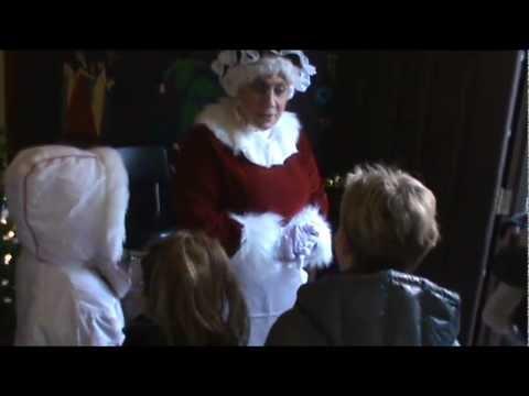 Winter Break 2011 - Christkindlmarket Chicago - Daley Plaza's Christmas Market