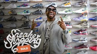 Download Gucci Mane Goes Sneaker Shopping with Complex Mp3 and Videos