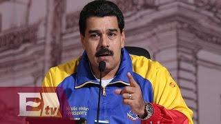 """Nicolás Maduro llama a Donald Trump """"pelucón, bandido y ladrón"""" por sus declaraciones"""