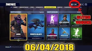 GLITCH FOR 100 EURO OF FREE VBUCKS ON FORTNITE - 06-04-2018