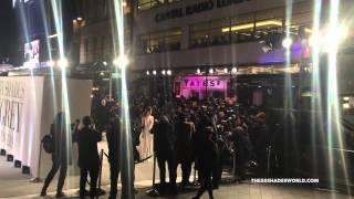 'Fifty Shades of Grey' UK Premiere 2015 - Dakota Johnson posing on the red Carpet #1