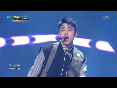 뮤직뱅크 Music Bank - POWER - EXO.20170908