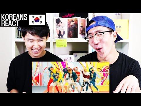 BTS - DNA Korean Reaction!