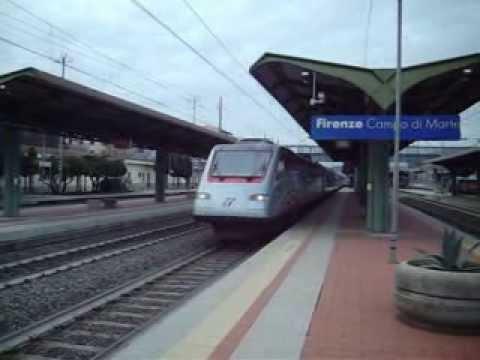 Frecciargento 9477 verona porta nuova roma termini in - Partenza da calata porta di massa ...