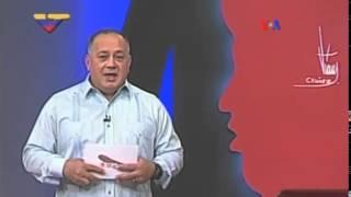 Diosdado Cabello reacciones