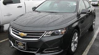 Chevrolet Impala 2014 Videos