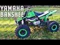 Ref:aQBGiVppT50 2018 yamaha banshee 350