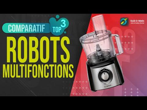 meilleur robot multifonction 2021