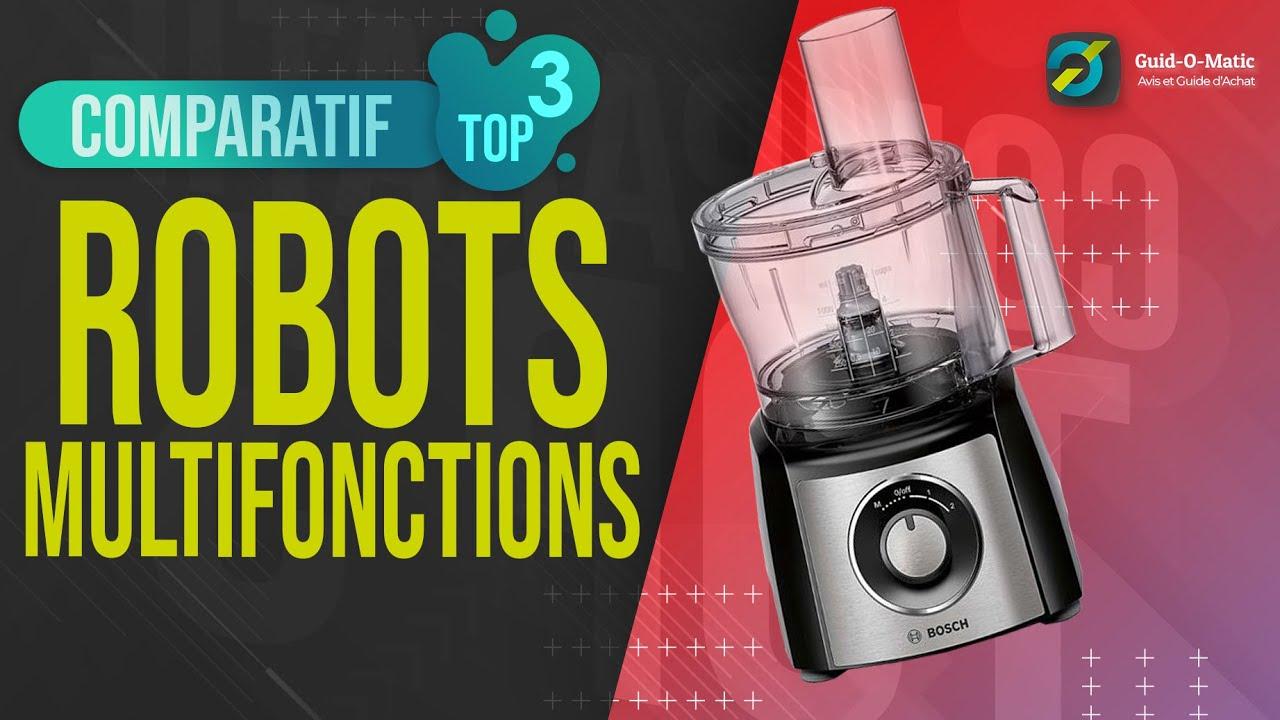 Meilleur Robot Multifonction 2019 Comparatif Guide D Achat