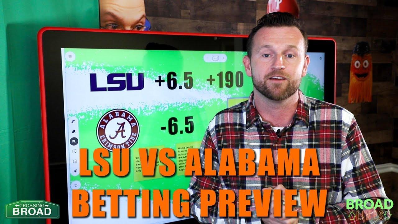 Lsu vs alabama betting predictions winner betting tips apkhere