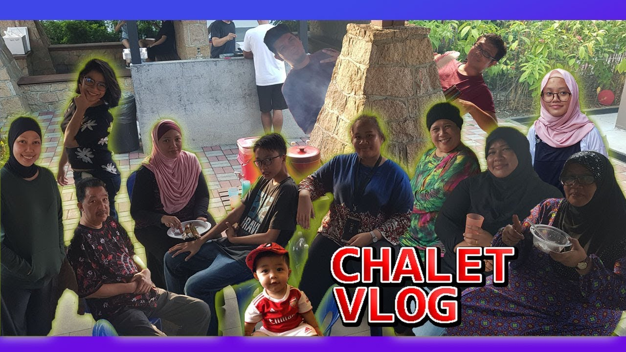 Download CAMPING with my FAM!! (at a chalet lol)