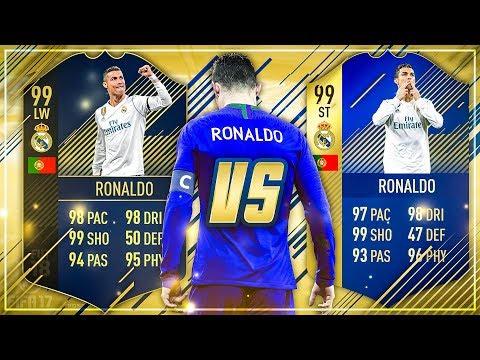 FIFA 18: RONALDO TOTS vs RONALDO TOTY BATTLESHIP WAGER 🔥🔥