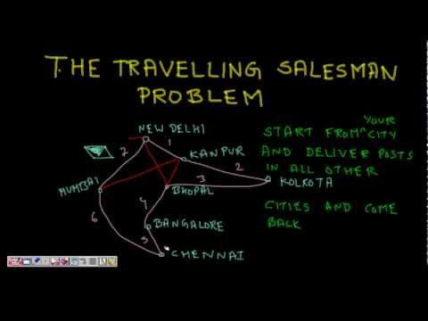 Programming Interview: Travelling Salesman Problem (Dynamic Programming)