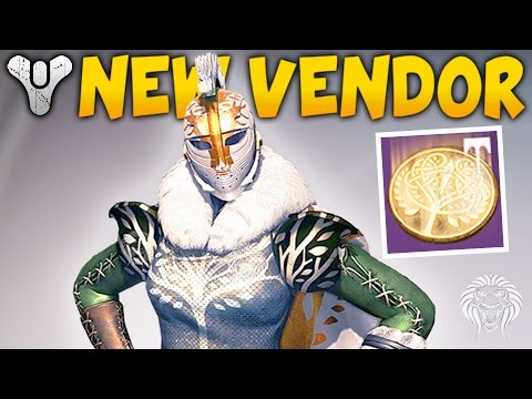 Destiny: FELWINTER PEAK SECRETS! Mystery Vendor, How To Open The Doors & Iron Banner (Rise of Iron)