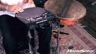 Roland Handsonic HPD-20 - Genel Bakış - Torab Majlesi