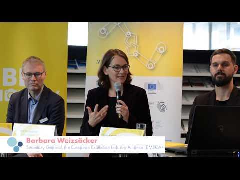 Business Beyond Borders Matchmaking event at VISION Stuttgart