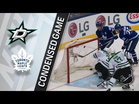 03/14/18 Condensed Game: Stars @ Maple Leafs