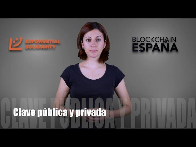 Clave Pública y Privada LSE