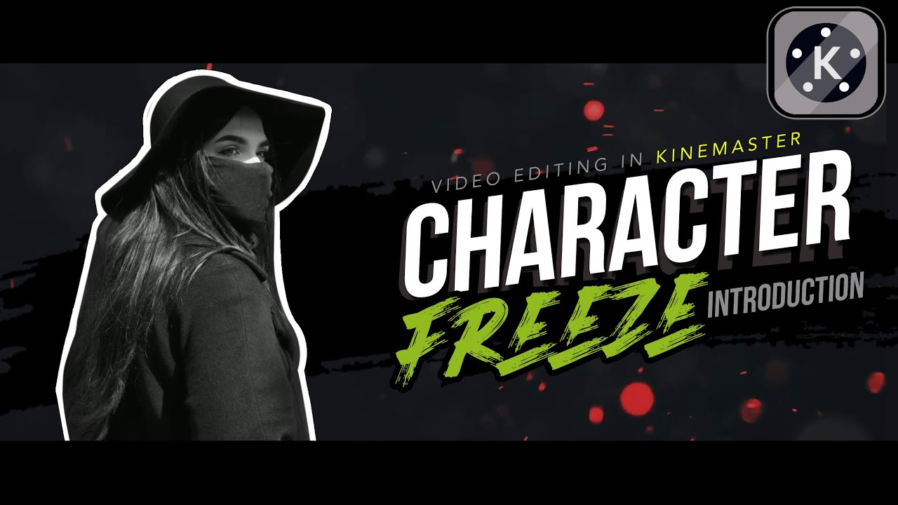Character Introduction Freeze Effect | Cinematic Style Tutorial