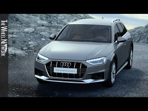 2020 Audi A4 Allroad Quattro With Ultra-Technology