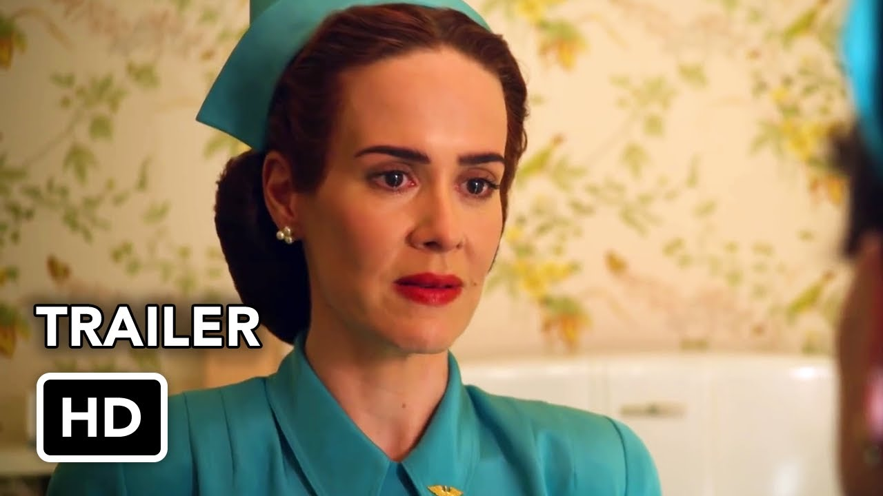 Ratched Trailer Hd Sarah Paulson Netflix Series Youtube