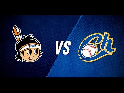 final lmp: charros vs yaquis j6 PT1