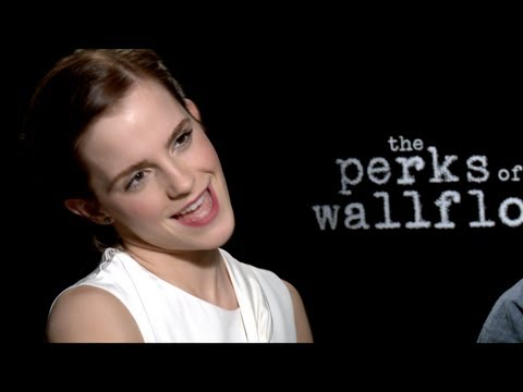 Emma Watson and Stephen Chbosky Interview for THE PERKS OF BEING A WALLFLOWER Mp3