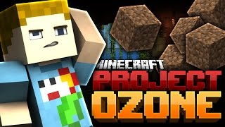 Minecraft: INFINITE DIRT EXPLOIT | Project Ozone - Ep: 07