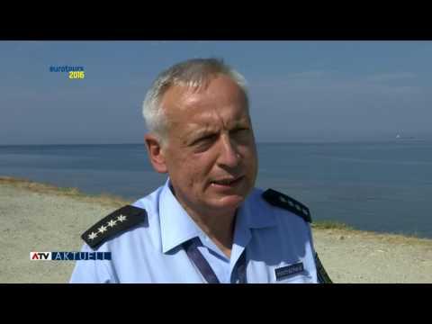 ATV AKTUELL   Frontex-Außengrenzschutz auf Lesbos