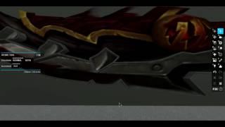 Roblox: Dagger Speed Build