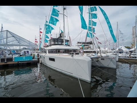 Top 5 Catamarans @ 2017 Annapolis Boat Show
