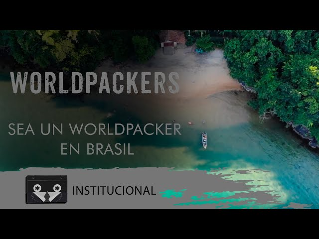 Worldpackers - Sea un worldpacker en Brasil