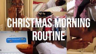 Christmas Morning Routine Thumbnail