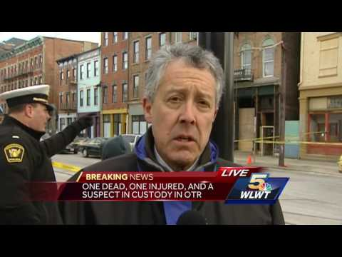 FULL CONFERENCE: Man Shot At Over The Rhine Soup Kitchen
