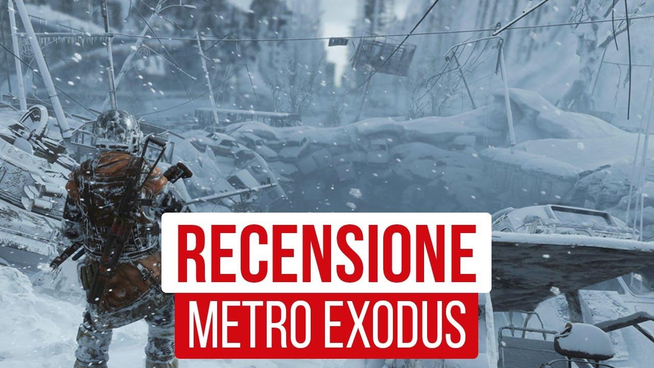Metro Exodus recensione | Il Grande Esodo