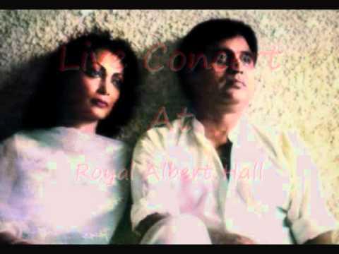 Jagjit and Chitra Singh --Kothe Te Aa Mahiya (Live in Concert)