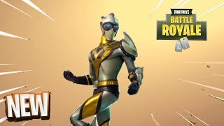 Fortnite (Venturion skin) THICC GOLD BOI IN SPANDEX...