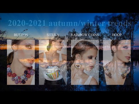 2020-21 Autumn/Winter Trends And Inspirations