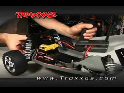 How To Program a Traxxas Electronic Speed Control